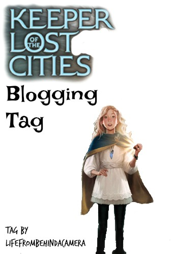 KOTLC BLOGGING TAG