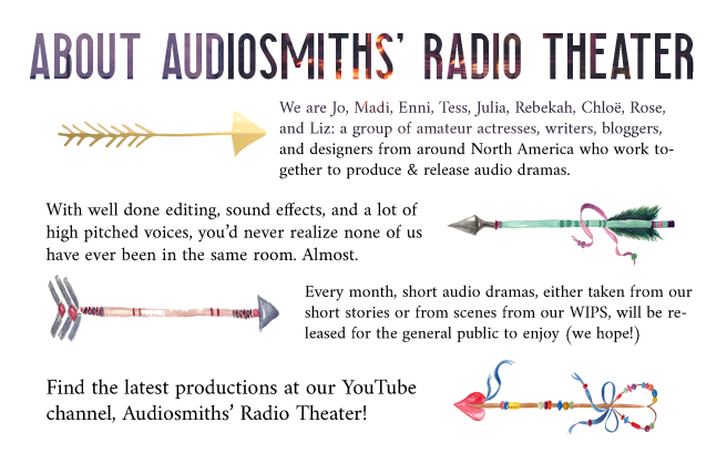 About Audiosmiths' Radio Theater
